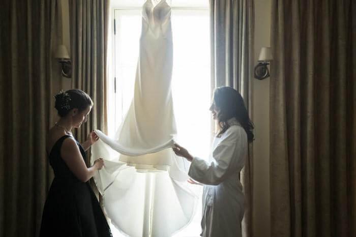 wedding photography light
