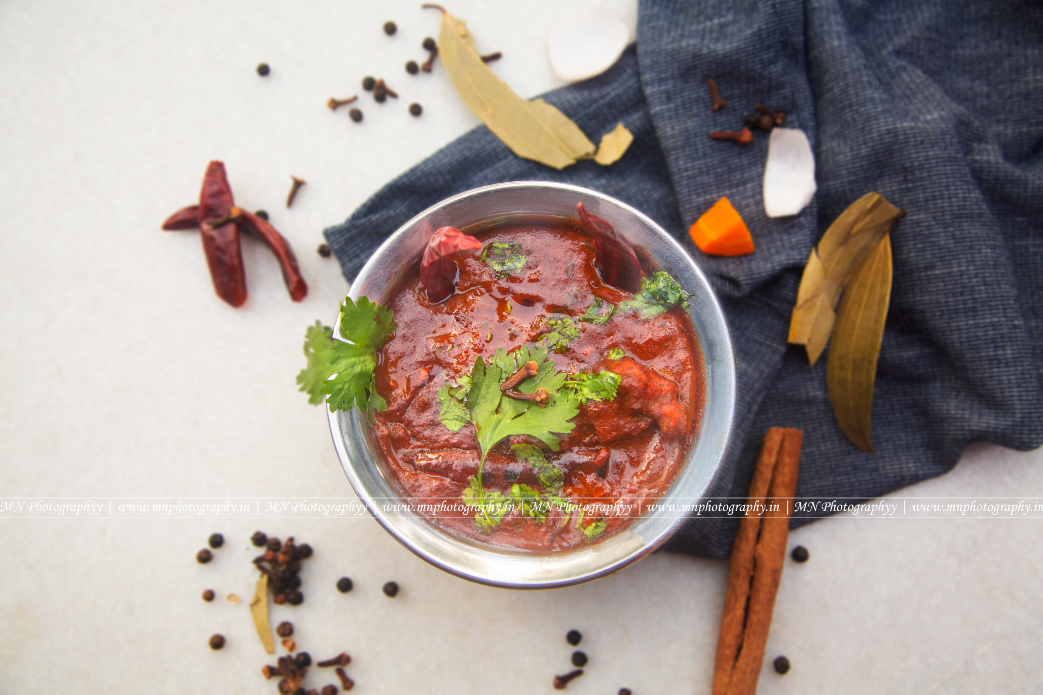 best food photography by MN Photography udaipur
